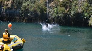 Bungee Jumping-Taupo-Bungee jumping from 47 metres in Taupo-2