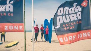Surfing-Porto-Beginner Surf lesson in Porto-2