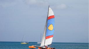 Sailing-Fort-de-France-Sailing excursions in Martinique-7