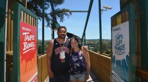 Bungee Jumping-Taupo-Cliffhanger swing in Taupo-3