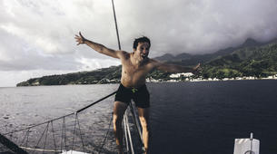 Sailing-Fort-de-France-Sailing excursions in Martinique-6