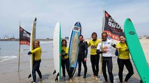 Surfing-Porto-Beginner Surf lesson in Porto-6