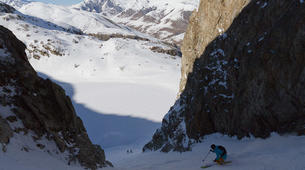 Backcountry Skiing-La Grave-Family friendly freeriding tour in La Grave-10