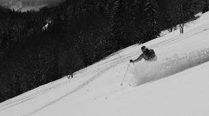 Ski Hors-piste-Monetier, Serre-Chevalier-Journée Ski Hors-pistes à Serre Chevalier-6