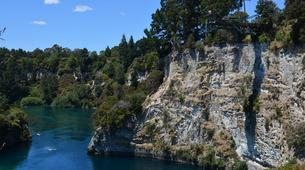 Bungee Jumping-Taupo-Cliffhanger swing in Taupo-6