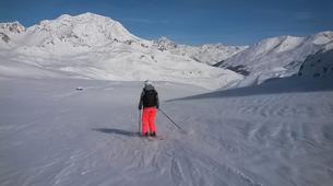 Backcountry Skiing-Tignes, Espace Killy-Backcountry skiing initiation in Tignes, Espace Killy-2