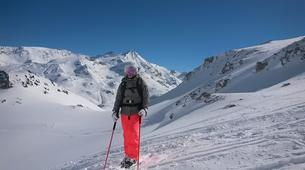 Backcountry Skiing-Tignes, Espace Killy-Backcountry skiing initiation in Tignes, Espace Killy-4