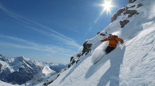 Backcountry Skiing-Sierra Nevada-Backcountry skiing day trip in Sierra Nevada near Granada-1