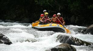 Rafting-Marsouins River, Saint-Benoit-Rafting down River Marsouins in Reunion Island-4