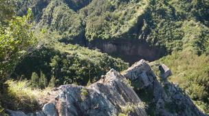 Rock climbing-Cirque de Cilaos-Full day ridge climbing in Reunion Island-4