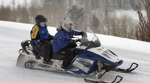 Snowmobiling-Auron-Snowmobile excursions in Auron-4