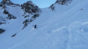 Backcountry Skiing-La Grave-Backcountry skiing day tour in La Grave-5