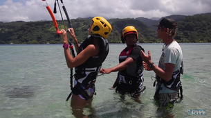 Kitesurfing-Tahiti-Kitesurfing lesson and course in Tahiti-6