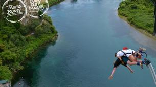 Bungee Jumping-Taupo-Bungee jumping from 47 metres in Taupo-6