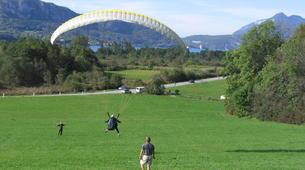 Parapente-Annecy-Stage Initiation de Parapente à Annecy-5