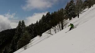 Ski Hors-piste-Monetier, Serre-Chevalier-Journée Ski Hors-pistes à Serre Chevalier-5