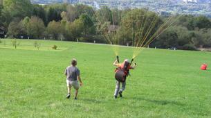 Parapente-Annecy-Stage Initiation de Parapente à Annecy-4