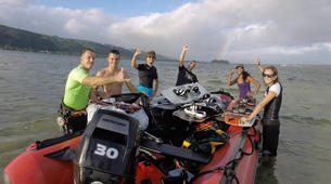 Kitesurfing-Tahiti-Kitesurfing lesson and course in Tahiti-2