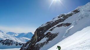 Backcountry Skiing-Briançon, Serre-Chevalier-Backcountry skiing safari around Briançon-2