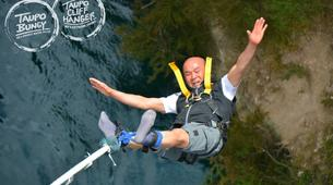 Bungee Jumping-Taupo-Bungee jumping from 47 metres in Taupo-5