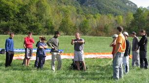 Parapente-Annecy-Stage Initiation de Parapente à Annecy-2