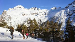 Ski touring-Font Romeu-Guillaume Bernole, Ski Touring Guidein Font Romeu, Pyrenees-4