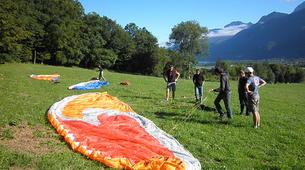 Parapente-Annecy-Stage Initiation de Parapente à Annecy-1