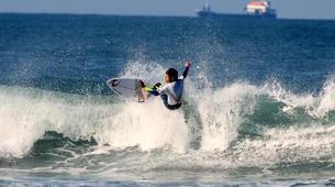Surfing-Porto-Beginner Surf lesson in Porto-1