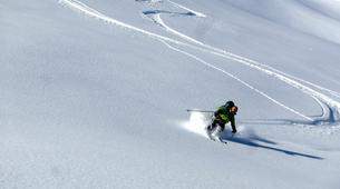 Ski Hors-piste-Monetier, Serre-Chevalier-Journée Ski Hors-pistes à Serre Chevalier-2