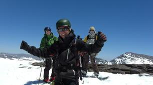 Backcountry Skiing-Sierra Nevada-Backcountry skiing day trip in Sierra Nevada near Granada-5