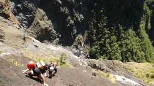 Escalade-Cirque de Cilaos-Escalade Grandes Voies à La Réunion-4