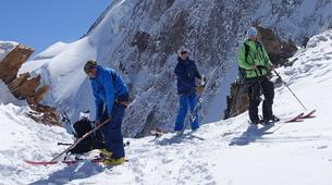 Backcountry Skiing-La Grave-Family friendly freeriding tour in La Grave-1