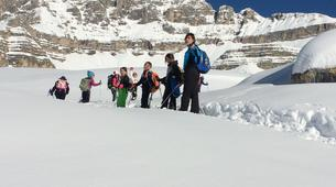 Snowshoeing-Madonna di Campiglio-Snowshoeing excursions in Madonna di Campiglio-4