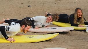 Surf-Costa Adeje, Tenerife-Surfing lessons in Adeje, Tenerife-2