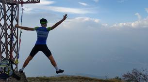 "Mountain bike-Lake Como-Mountain biking excursion ""Mount Legnoncino"" around Lake Como-3"