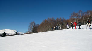 Snowshoeing-Ariege-Snowshoeing excursions in Ariege near Ax-les-Thermes-2