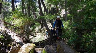 Canyoning-San Carlos de Bariloche-Virgen canyon in San Carlos de Bariloche-4