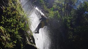 Canyoning-San Carlos de Bariloche-Virgen canyon in San Carlos de Bariloche-10