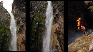 Canyoning-San Carlos de Bariloche-Lopez canyon in San Carlos de Bariloche-10