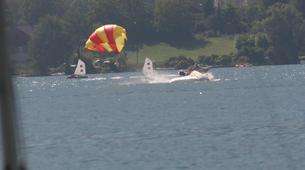 Parapente-Annecy-Stage SIV (Simulation d'Incidents de Vols) et Pilotage au Lac d'Annecy-6