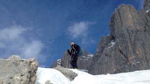Ski touring-Madonna di Campiglio-Ski touring day trips in the Brenta Dolomites, Madonna di Campiglio-1