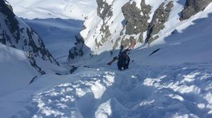 Ski de Randonnée-Gressoney-Ski touring day trip in Gressoney-2