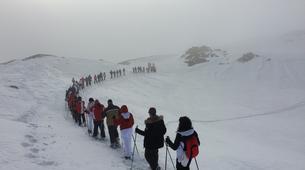Snowshoeing-Madonna di Campiglio-Snowshoeing excursions in Madonna di Campiglio-7