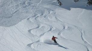 Backcountry Skiing-La Plagne, Paradiski-Backcountry skiing in La Plagne-5