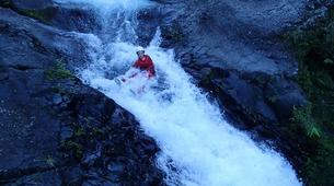 Canyoning-Langevin River, Saint-Joseph-Family friendly canyon Langevin in Reunion Island-2