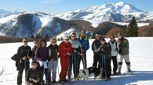 Snowshoeing-Ariege-Snowshoeing excursions in Ax-les-Thermes, Ariege-6