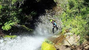 Canyoning-San Carlos de Bariloche-Virgen canyon in San Carlos de Bariloche-5