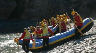 Rafting-Queenstown-Half day rafting excursion down Shotover River-1