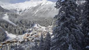 Backcountry snowboarding-Madonna di Campiglio-Backcountry snowboarding in Madonna di Campiglio-6