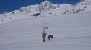 Ski de Randonnée-Gressoney-Ski touring day trip in Gressoney-1